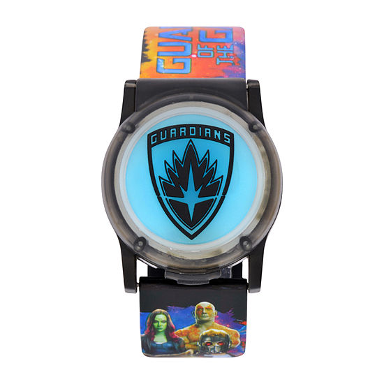 Marvel Boys Digital Blue Strap Watch-Gtt4031jc