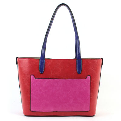 Mondani Loren Bright Medium Satchel