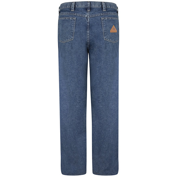 Bulwark® Mens Stone-Washed Loose-Fit Jeans - Big & Tall