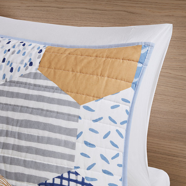 Miles Coverlet Set