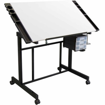 Deluxe Craft Station Standing Desk