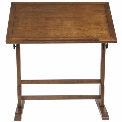 """36"""" Vintage Art Standing Desk"""