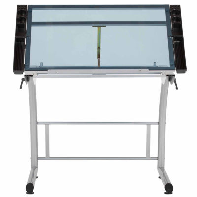 Triflex Drawing Standing Desk