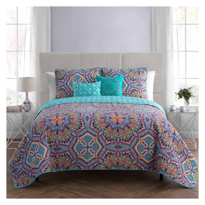 VCNY Yara 5-pc. Quilt Set