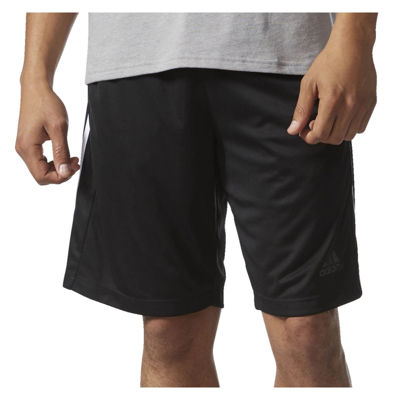 adidas Elastic Waist Workout Shorts