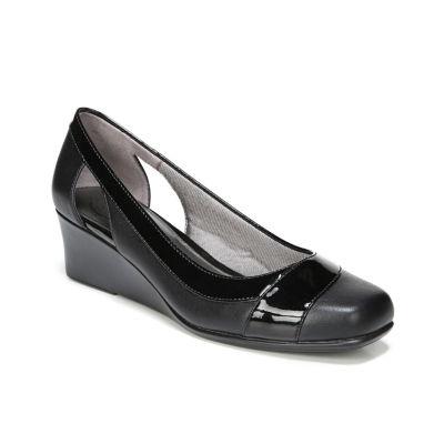 Lifestride Womens Grandeur Slip-On Shoe Square Toe