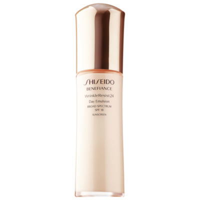 Shiseido Benefiance Wrinkleresist24 Day Emulsion Broad Spectrum Spf 18