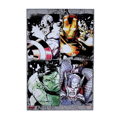 Avengers Canvas Art