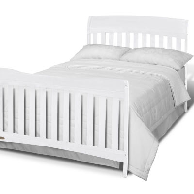 Graco Lennon 4-in-1 Convertible Crib