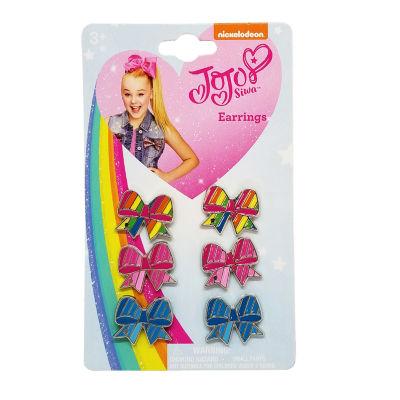 JoJo Siwa Signature Rainbow Earrings