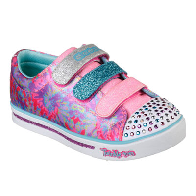 Skechers Sparkle Glitz Girls Sneakers - Little Kids/Big Kids