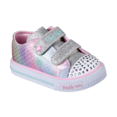 Skechers Shuffles Girls Sneakers - Toddler