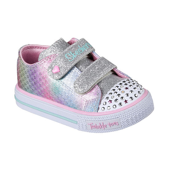 cc90fa23a410 Skechers Shuffles Girls Sneakers - Toddler - JCPenney