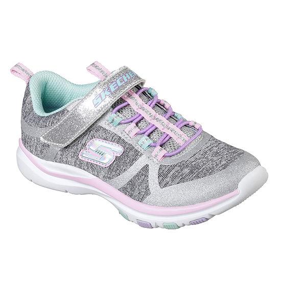 Skechers Trainer Lite Girls Walking Shoes - Little Kids/Big Kids