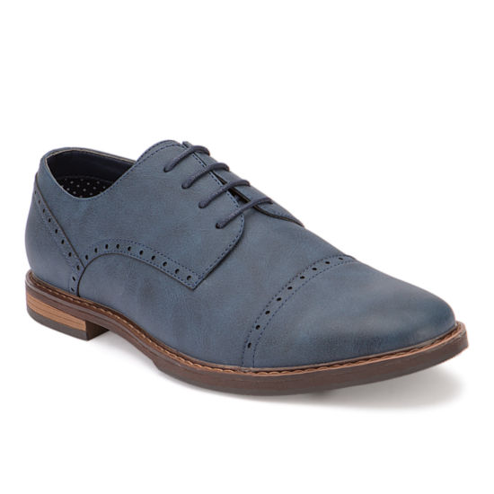 X-Ray Posato Mens Oxford Shoes