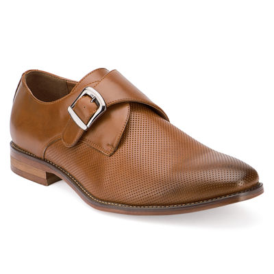 X-Ray Mens Larghetto Oxford Shoes Buckle