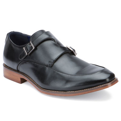 X-Ray Mens Intimo Oxford Shoes Buckle Round Toe