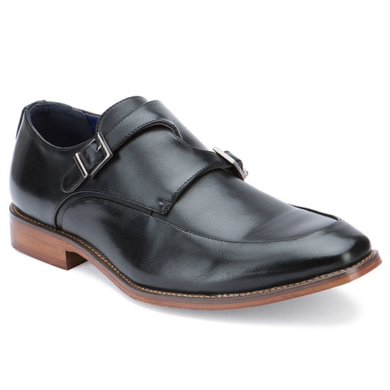 X-Ray Mens Intimo Monk-Strap Slip-On Shoe Round Toe