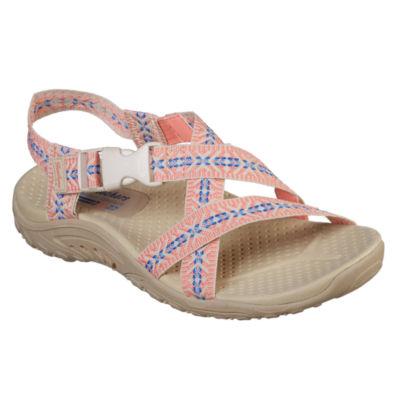 Skechers Reggae Womens Strap Sandals