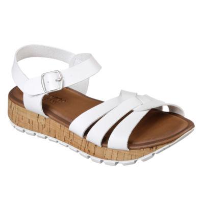 Skechers Footsteps Womens Strap Sandals