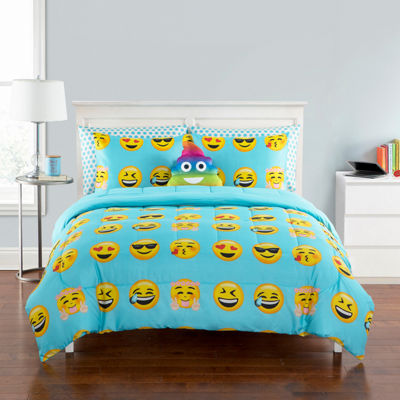 Smiley Comforter Set
