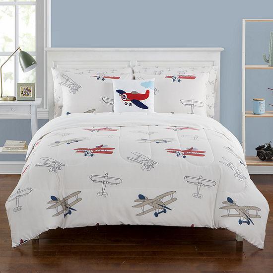 Airliner Comforter Set