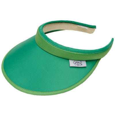 Glove It Women's Solid Slide On Visor