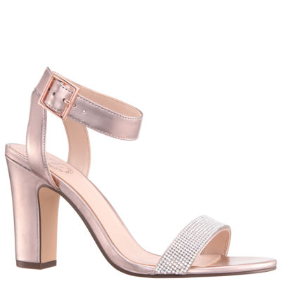 I. Miller Sonji Womens Heeled Sandals