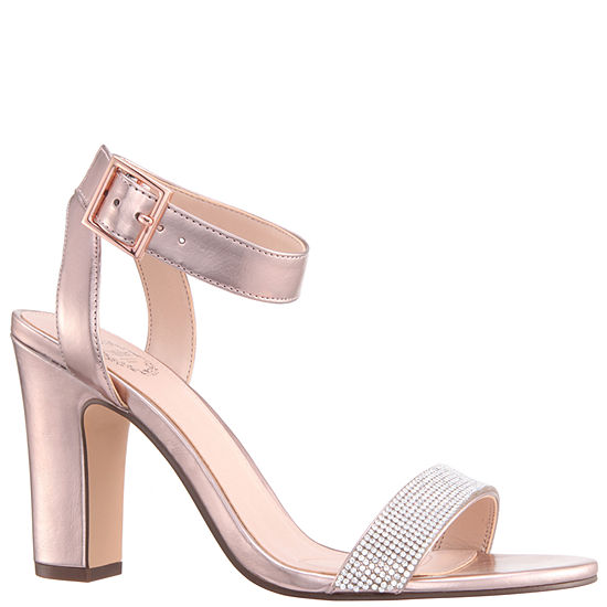 I. Miller Womens Sonji Heeled Sandals