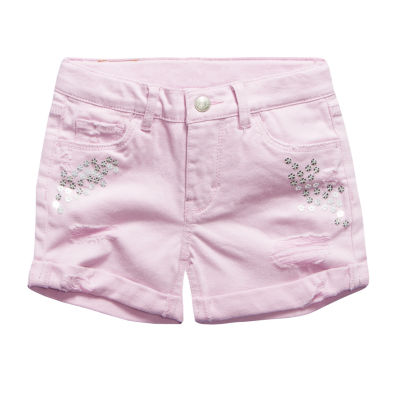 Levi's Girls Shortie Short - Preschool