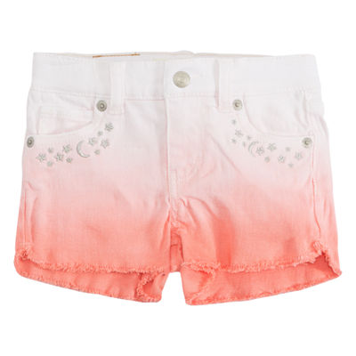 Levi's Girls Shortie Short - Preschool