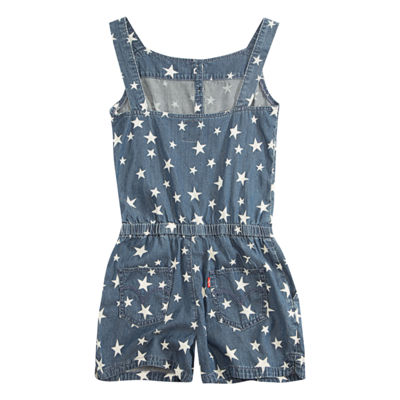 Levi's Sleeveless Romper - Preschool