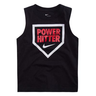 Nike Muscle T-Shirt - Preschool Boys