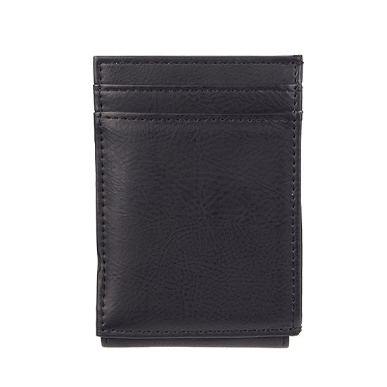 JF J.Ferrar® RFID Secure Front Pocket Wallet