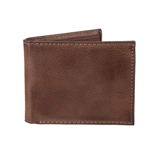 JF J.Ferrar® RFID Secure Traveler Wallet