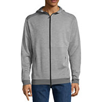 Msx By Michael Strahan Long Sleeve Knit Hoodie Deals