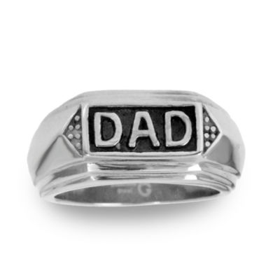 Mens Stainless Steel Fashion Ring