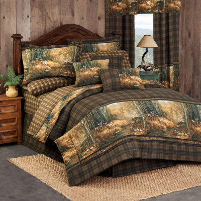 Blue Ridge Trading Whitetail Birch Comforter Set