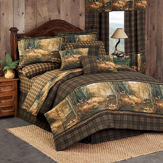 Blue Ridge Trading Whitetail Birch Comforter Set