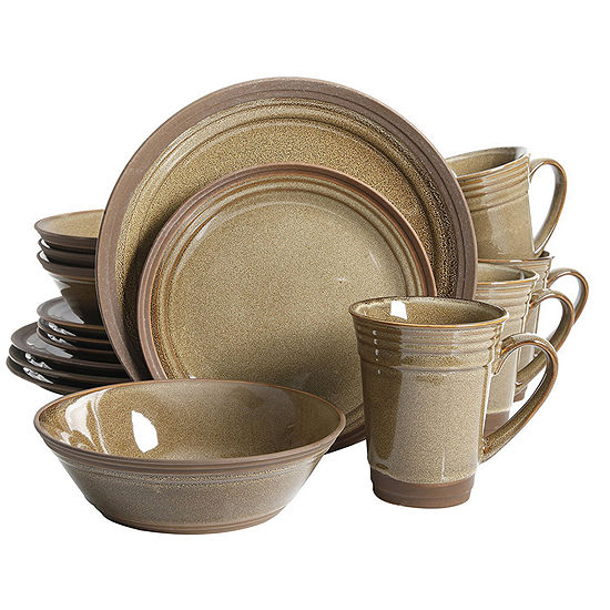 Gibson Elite Brynn 16-pc. Dinnerware Set
