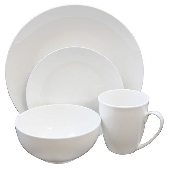 Gibson Home Ogalla 16 Piece Dinnerware Set