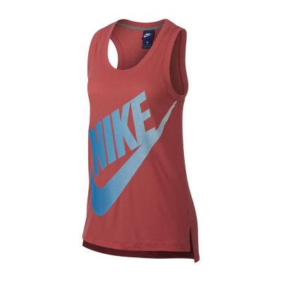 Nike Logo Prep Tank Top