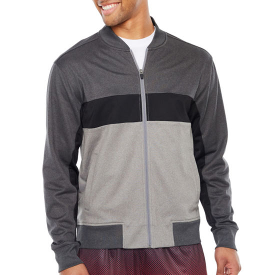 Xersion Fleece Lightweight Bomber Jacket