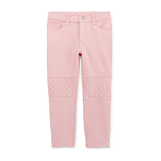 Okie Dokie Girls Pull-On Pants - Baby