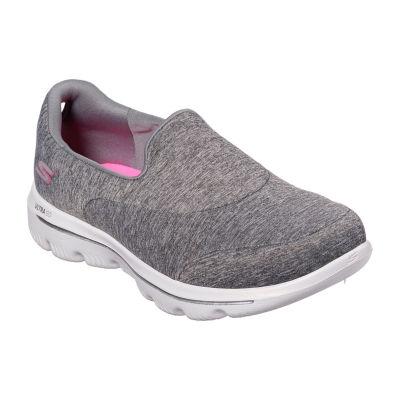Skechers Go Walk Evolution Womens Walking Shoes Slip-on