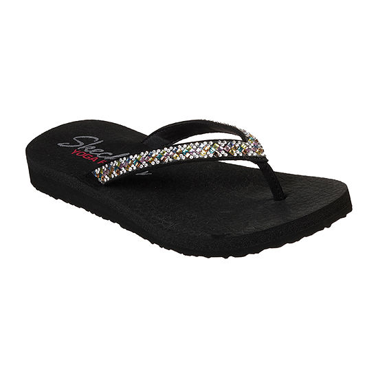 Skechers Womens Meditation Strap Sandals