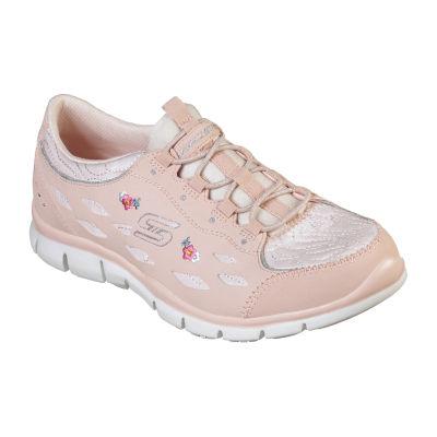 Skechers Gratis Womens Slip-on Sneakers