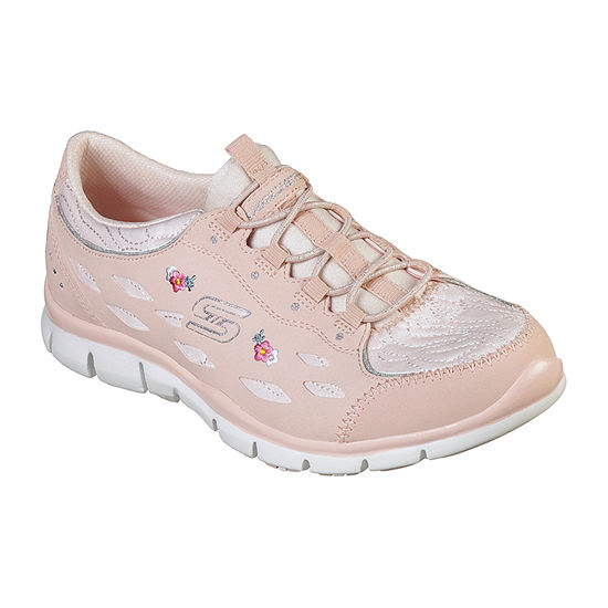 Skechers Gratis Womens Slip-on Sneakers