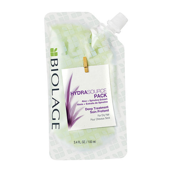 Matrix Biolage Hydrasource Deep Treatment Moisture Hair Treatment - 3.4 oz.