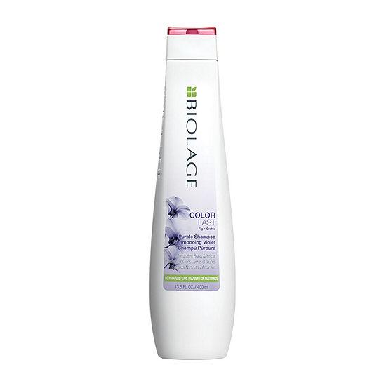 Matrix Biolage Colorlast Purple Shampoo - 13.5 oz.